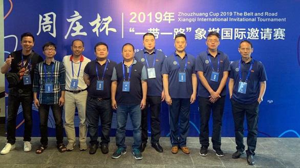 Đả bại Trung Quốc, cờ tướng Việt Nam vô địch Cúp Chu Trang 2019 - Ảnh 1.