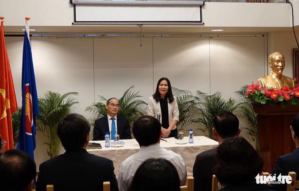 Hà Lan chờ đợi chuyến thăm của Bí thư Thành ủy TP.HCM Nguyễn Thiện Nhân - Ảnh 1.