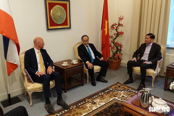 Hà Lan chờ đợi chuyến thăm của Bí thư Thành ủy TP.HCM Nguyễn Thiện Nhân - Ảnh 4.