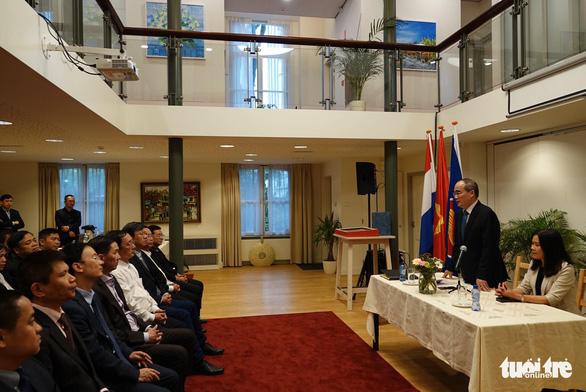 Hà Lan chờ đợi chuyến thăm của Bí thư Thành ủy TP.HCM Nguyễn Thiện Nhân - Ảnh 3.