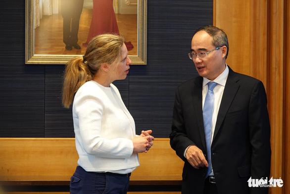 Phó thủ tướng Hà Lan: Việt Nam nên hướng đến nền nông nghiệp tri thức - Ảnh 3.