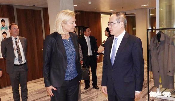 TP.HCM ký hợp tác chống ngập bền vững với Hà Lan - Ảnh 4.