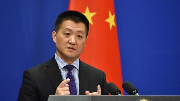 Trung Quốc nhắn nhủ Mỹ ngừng khiêu khích trên Biển Đông - Ảnh 1.