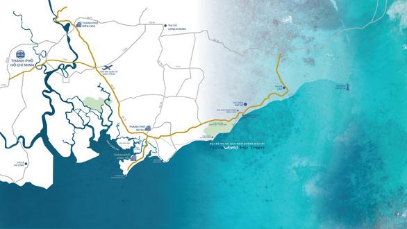 NovaWorld Hồ Tràm - Đại đô thị du lịch nghỉ dưỡng giải trí sắp ra mắt - Ảnh 2.
