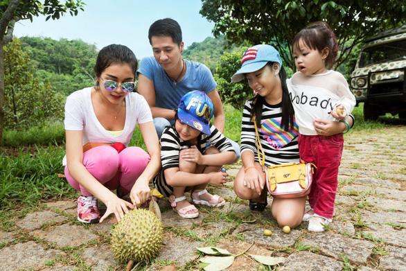 Vườn cây ăn trái 25 hecta giữa lòng Madagui - Ảnh 3.