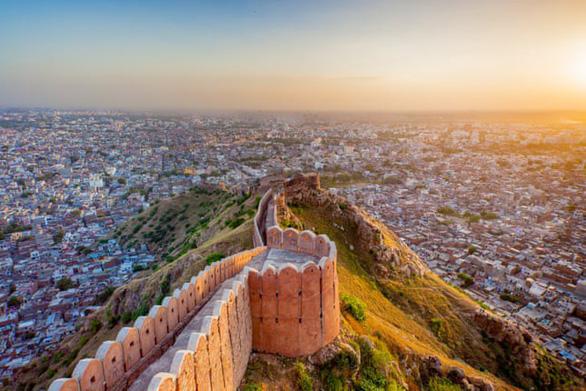Ngắm Hà Nội và những thành phố nổi tiếng thế giới từ trên cao - Ảnh 7.