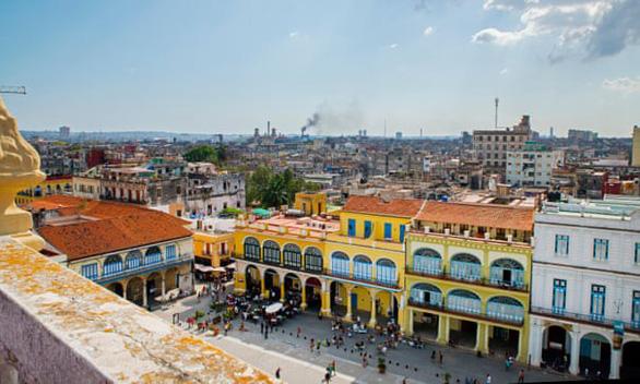 Ngắm Hà Nội và những thành phố nổi tiếng thế giới từ trên cao - Ảnh 8.