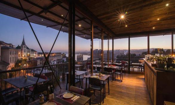 Ngắm Hà Nội và những thành phố nổi tiếng thế giới từ trên cao - Ảnh 11.