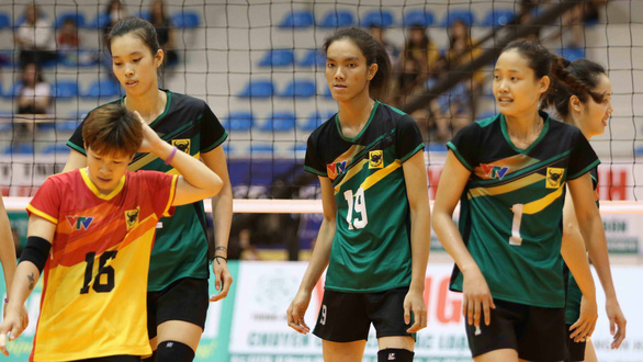 Tâm lý yếu, VTV Bình Điền Long An thua ngược U23 Thái Lan - Ảnh 1.