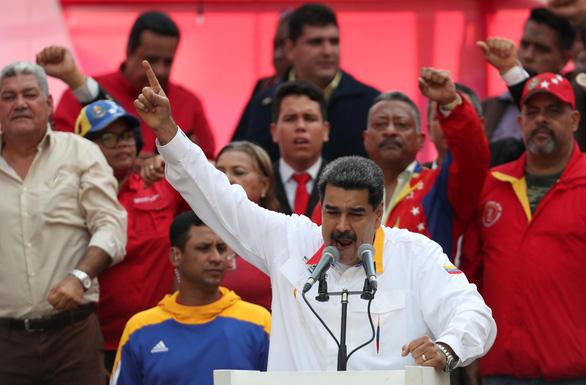 Tổng thống Venezuela đòi tổ chức bầu cử quốc hội sớm - Ảnh 1.