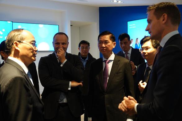 TP.HCM mời Hà Lan đầu tư công nghệ mới phục vụ người dân - Ảnh 2.