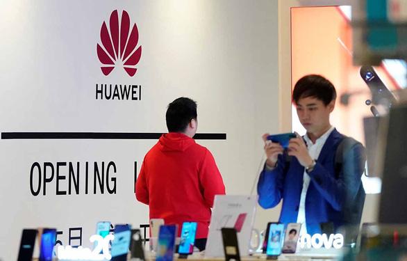 Đòn chí mạng với Huawei - Ảnh 2.