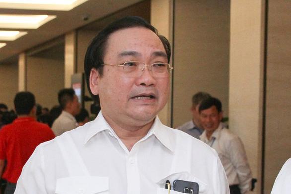 Bí thư Hà Nội: Đang rà soát việc cung cấp các dịch vụ của Nhật Cường Mobile - Ảnh 1.