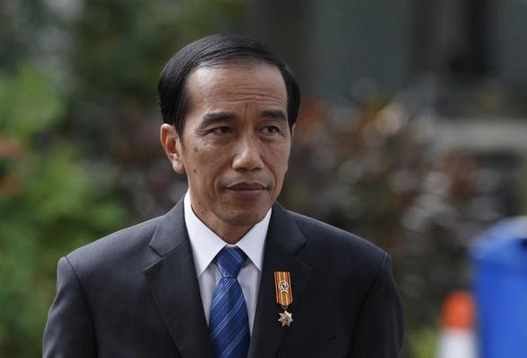 Ông Joko Widodo tái đắc cử tổng thống Indonesia với 55,5% phiếu bầu - Ảnh 1.