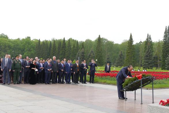 LB Nga tổ chức lễ đón chính thức Thủ tướng Nguyễn Xuân Phúc  - Ảnh 3.