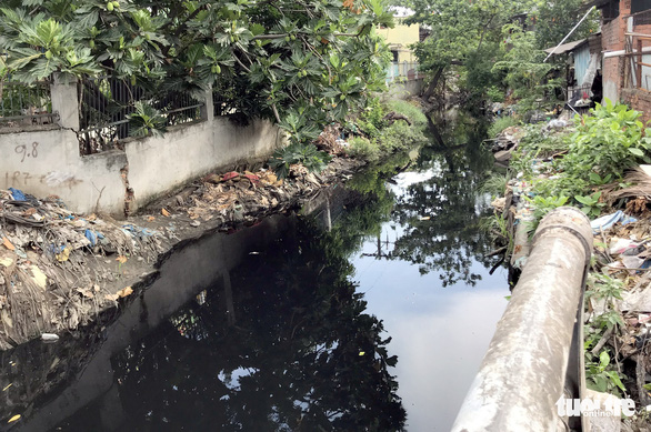 Hoàn thành 26 dự án chống ngập, quận Bình Tân giảm ngập 90% - Ảnh 2.