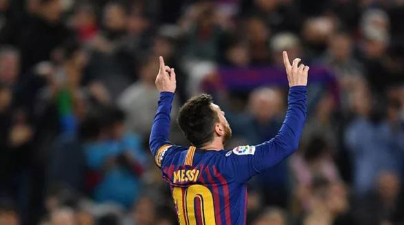 Messi là mồi ngon để cám dỗ các ngôi sao đến Barcelona - Ảnh 1.
