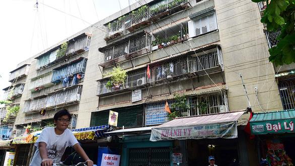 Dời gần 1.300 hộ dân để xây mới cụm 8 chung cư lô số Thanh Đa - Ảnh 1.