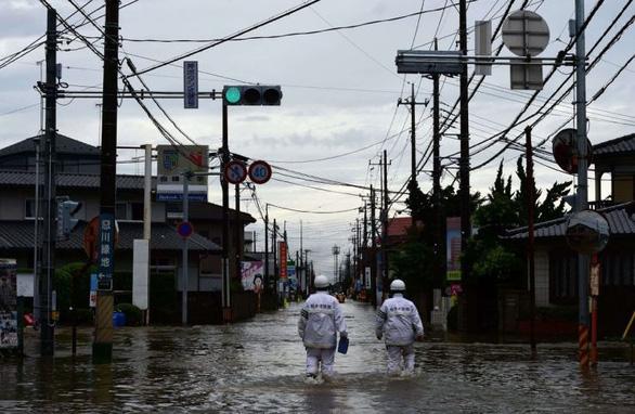 Nhật Bản phát triển hệ thống dự báo ngập do mưa - Ảnh 1.