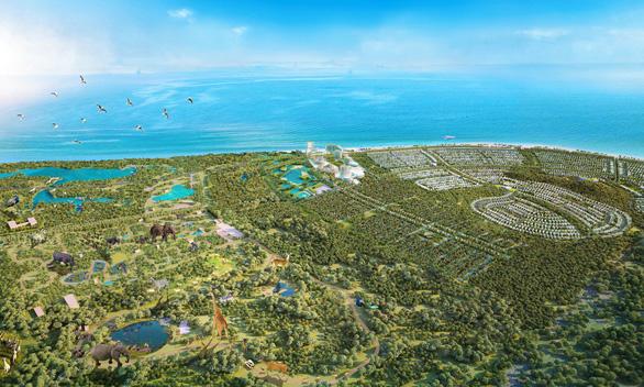 Safari Hồ Tràm tiếp tục nhận được sự ủng hộ của tỉnh Bà Rịa - Vũng Tàu - Ảnh 2.