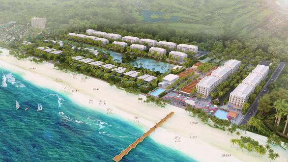 Đầu tư sinh lời kép với shophouse, villa mặt tiền biển tại The Hamptons Plaza Hồ Tràm - Ảnh 2.