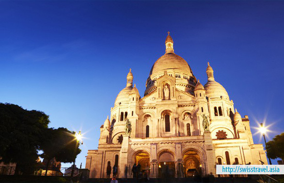 Đến với Pháp, Thụy Sĩ, Ý, Vatican, Hy Lạp  - Ảnh 1.