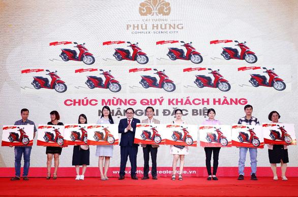 Cát Tường Phú Hưng khẳng định sức hút tại lễ công bố đợt 3 - Ảnh 2.