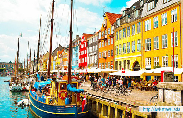 Tour Thụy Sĩ, Pháp, Đức, Đan Mạch, Na Uy, Thụy Điển, Phần Lan - Ảnh 2.