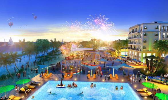 Đầu tư sinh lời kép với shophouse, villa mặt tiền biển tại The Hamptons Plaza Hồ Tràm - Ảnh 3.