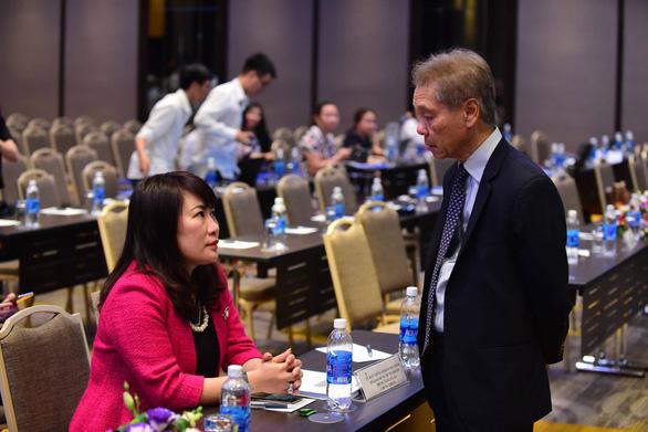 Ông Cao Xuân Ninh bất ngờ được bầu làm chủ tịch HĐQT Eximbank - Ảnh 1.