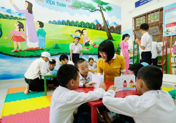 Tặng 51.000 cuốn sách cho trẻ em - Ảnh 1.