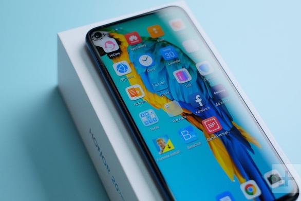 Hệ điều hành của Huawei vẫn chưa thật sẵn sàng để thay Android? - Ảnh 2.