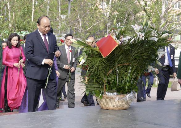 Phấn đấu kim ngạch Việt - Nga 10 tỉ USD vào năm 2020 - Ảnh 3.