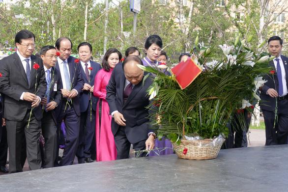 Phấn đấu kim ngạch Việt - Nga 10 tỉ USD vào năm 2020 - Ảnh 4.