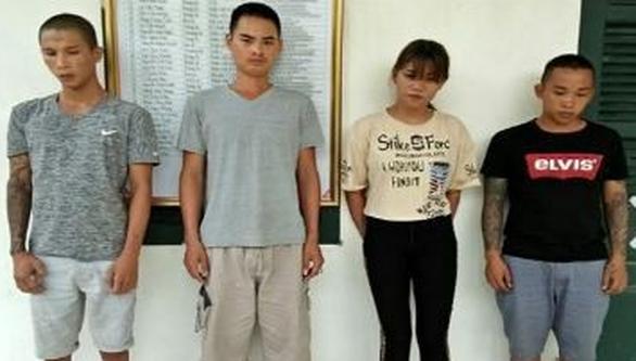 Bắt 4 nghi phạm đường dây bán người qua Trung Quốc - Ảnh 1.