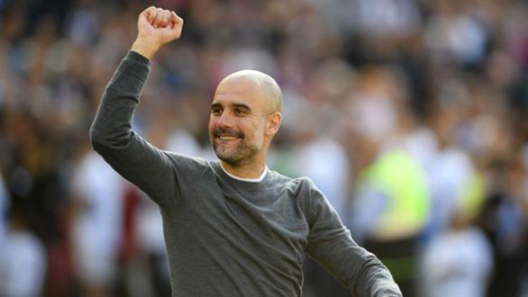 'Guardiola là HLV hay nhất'