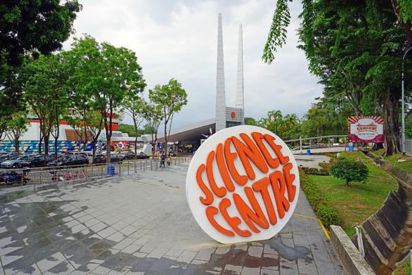 Singahura - Vui hè Singapore: Trải nghiệm mùa hè cho cả nhà - Ảnh 1.