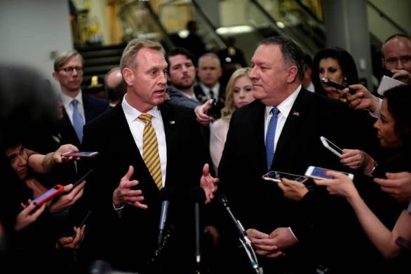 Lầu Năm Góc: Mỹ chỉ răn đe chứ không định chiến tranh với Iran - Ảnh 1.