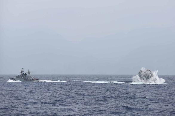 Đài Loan tập trận rầm rộ đối phó tình huống bị địch tấn công - Ảnh 1.