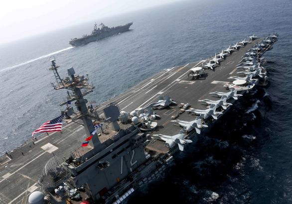 Đến lượt Iran sẵn sàng... thương chiến với Mỹ - Ảnh 1.