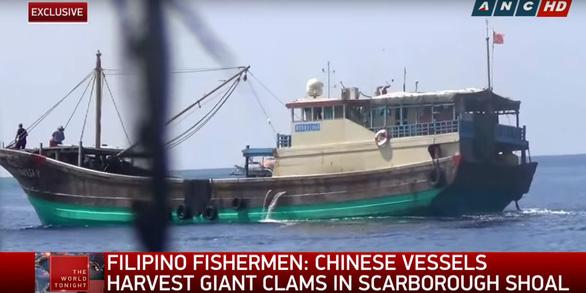 Đội tàu tàn phá của Trung Quốc đã tràn xuống Biển Đông - Ảnh 3.