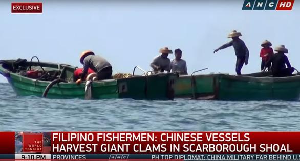Đội tàu tàn phá của Trung Quốc đã tràn xuống Biển Đông - Ảnh 5.