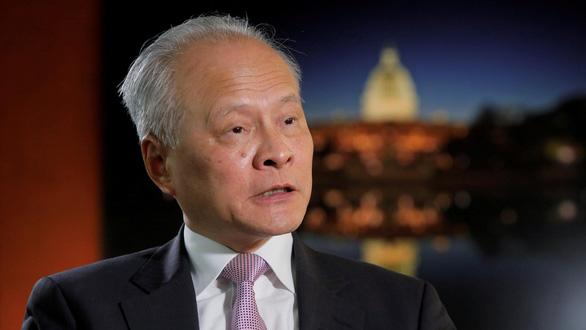 Đại sứ Trung Quốc cáo buộc: Mỹ mới là bên thay đổi điều khoản - Ảnh 1.
