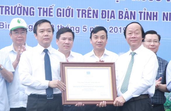 Nhiều loài quý hiếm ở Việt Nam bị đe dọa tuyệt chủng - Ảnh 1.
