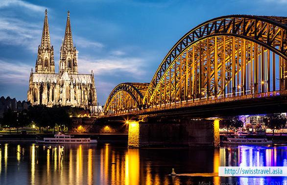Du lịch tự túc tham quan Thụy Sĩ, Đức, Hà Lan, Pháp - Ảnh 2.