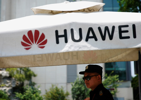 Phó chủ tịch Huawei bị kiện đánh cắp bí mật thương mại - Ảnh 1.