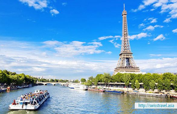 Du lịch tự túc tham quan Thụy Sĩ, Đức, Hà Lan, Pháp - Ảnh 5.