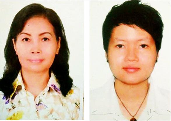 Vụ thi thể trong bêtông: khởi tố 4 nữ nghi phạm - Ảnh 1.