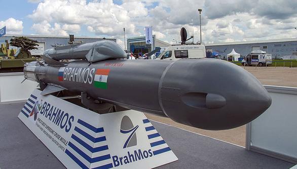 Ấn Độ thử thành công tên lửa hành trình nhanh nhất thế giới - Ảnh 1.