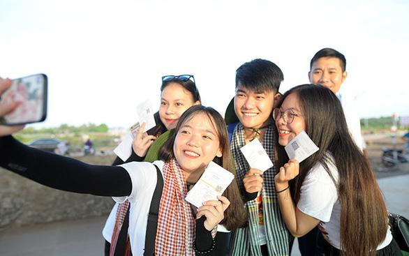 400 đại biểu tới Côn Đảo dự Sinh viên với biển đảo Tổ quốc - Ảnh 2.